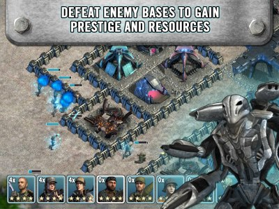Скачать Falling Skies: Planetary War для android