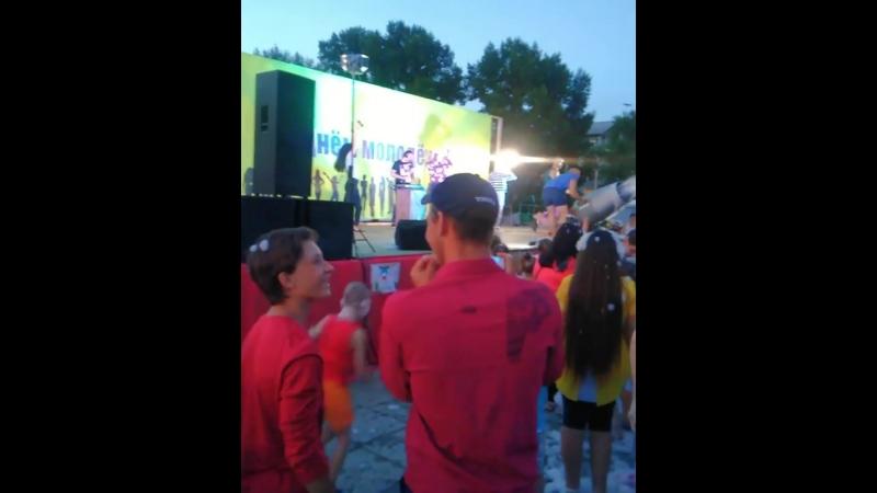 День Молодежи г. Заозерный Пенная вечеринка - 3