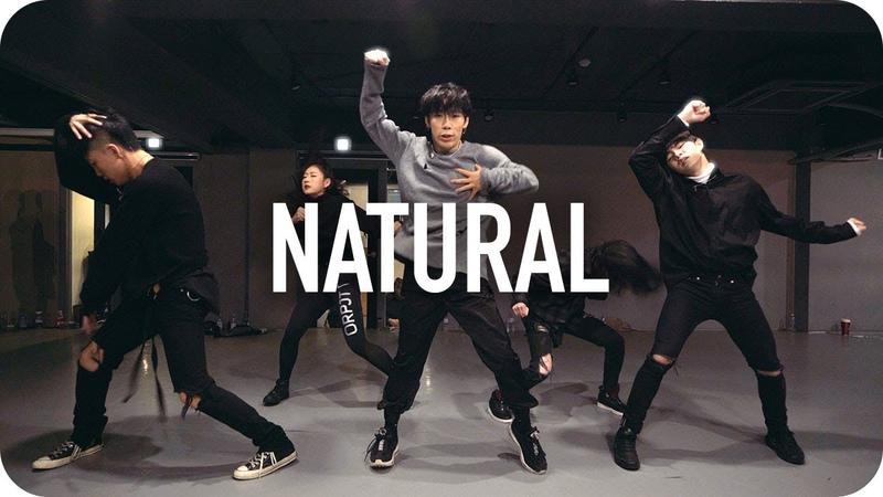 Natural - Imagine Dragons / Koosung Jung Choreography