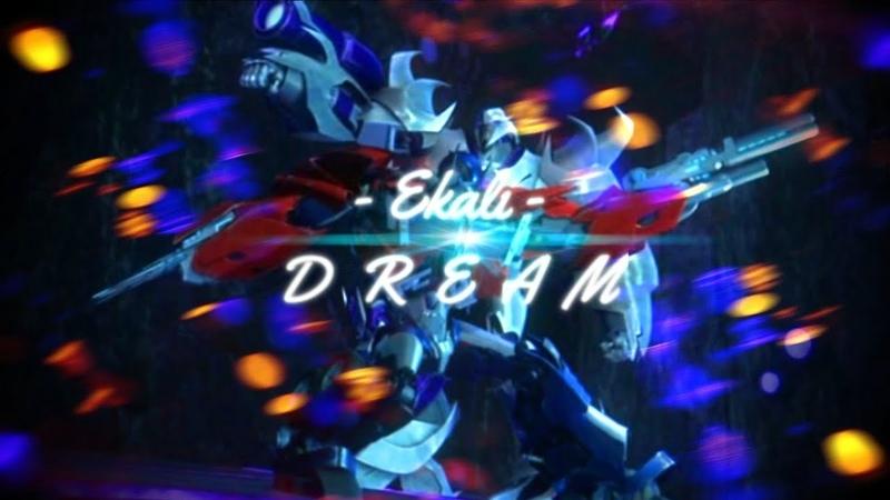 Optimus and Megatron - Music Video ~ Ekali - Forgot How To Dream