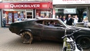 Mad max cars in cambridge! LOUD(1)