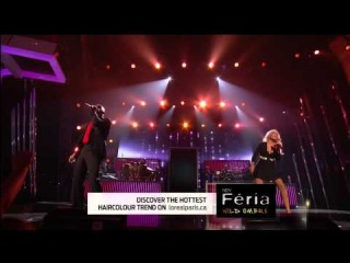 Pitbull feat. Christina Aguilera - Feel This Moment (Live @ at Billboard Music Awards 2013)