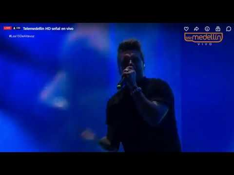 Papa Roach - Between Angels and Insects (Live at Altavoz Festival 2018 Medellin)