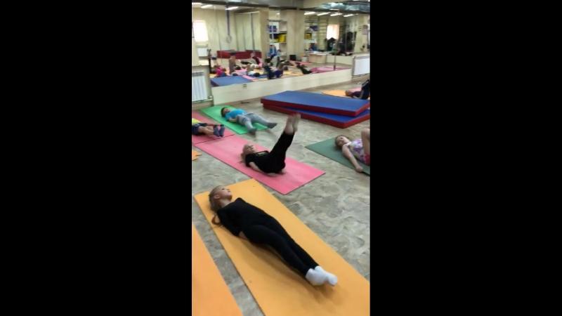 Лагерь acrofit43 1 смена 🤸♂️