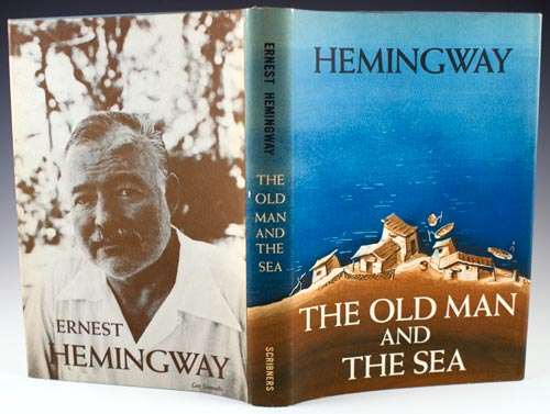 a book analysis of hemingways old man and the sea The old man and the sea by ernest hemingway: summary this story was published in 1952 and is one of the most beautiful stories hemingway ever created.