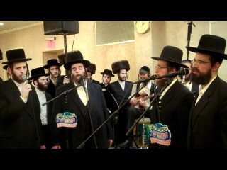 Hasidic Choir and Band