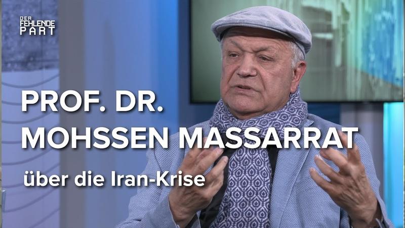 Die Gefahr geht von den USA aus Iran Experte Prof Mohssen Massarrat
