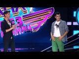 Comedy Баттл - Виталий Кличко и Александр Гудков (2 тур, сезон 1, выпуск 27, эфир 22.11.2013)