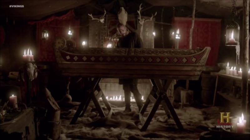 Vikings - Last Words To Ragnar || Ragnar's Death [Conquering Paris] (HD)