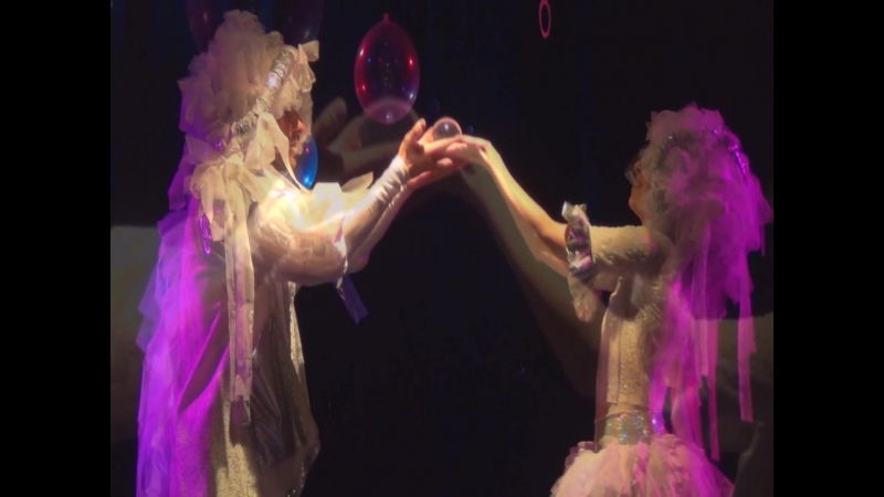 Магический шоу-спектакль Тайна острова Мыльных пузырей