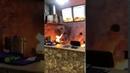 Саратов ТЦ Тиумф молл пожар в кафе Восточный экспресс