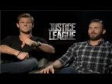 Мстители реагируют на трейлер Лиги Справидливости