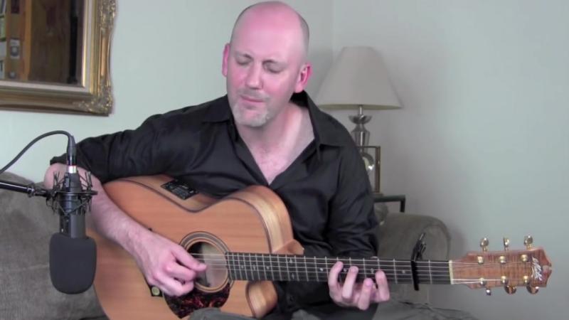 Imagine by John Lennon - Solo Fingerstyle Guitar - Adam Rafferty