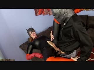 [clips4sale] Primal's Darkside Superheroine - Batwoman Defeated, Disgraced, Unmasked