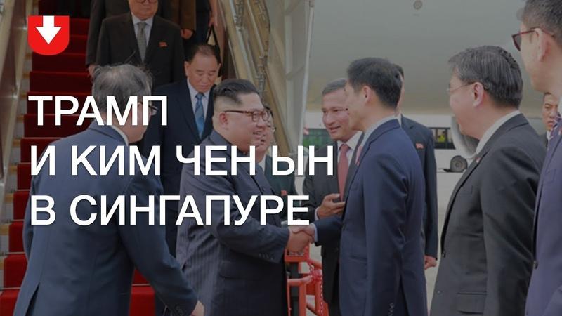 Встреча Трампа и Ким Чен Ына: двойники, роскошные отели и уединенный остров