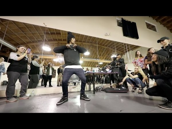 LES TWINS | Larrys favorite tune | After Party at City Dance | Shot by Sandy Lee