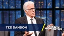 Ted Danson Hopes The Good Place Isn't the End of His Career