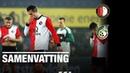 Samenvatting Feyenoord Fortuna Sittard 2018 2019