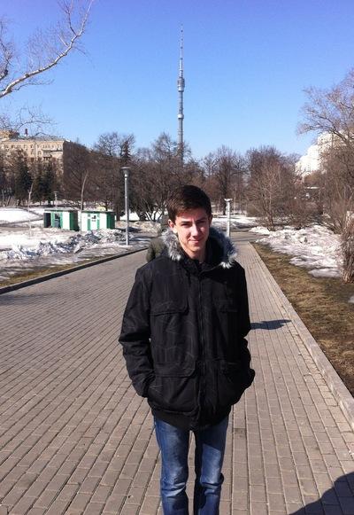 Никита Безбородов, 26 июня , Краснодар, id116387451
