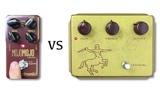 TC Electronic Mojo Mojo vs Klon Centaur