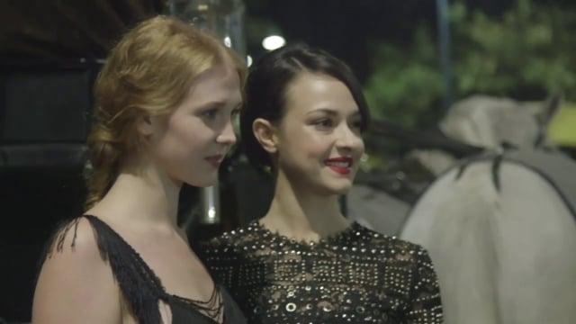 Вечеринка журнала Vanity Fair в честь премьеры 3 сезона Борджиа