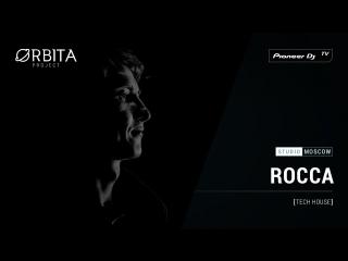 ROCCA [ tech house ] @ Pioneer DJ TV | Moscow