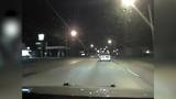 Ohio Police Chase Stolen Car Trying To Steal Gas
