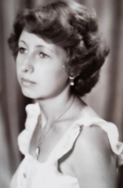 Надежда Малкина, 4 ноября 1961, Городец, id195456881