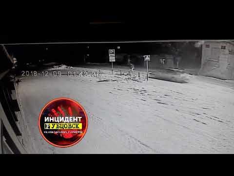 ДТП на ул. Комсомольской 9.12.18. Сбили пешехода