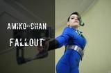 Amiko-chan. Fallout cosplay