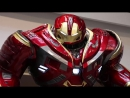 Avengers: Infinity War Exhibition Powered Hot Toys