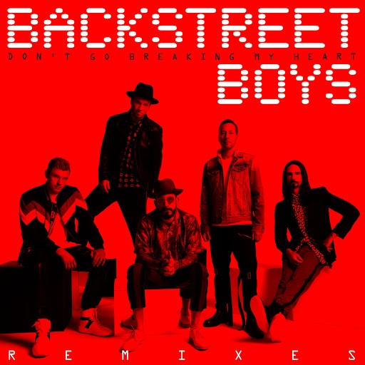 Backstreet Boys альбом Don't Go Breaking My Heart (The Remixes)