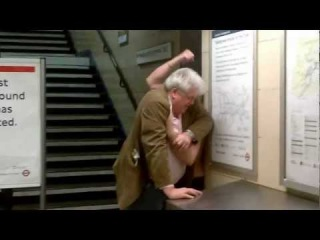two drunk old men fighting, funniest shit ever