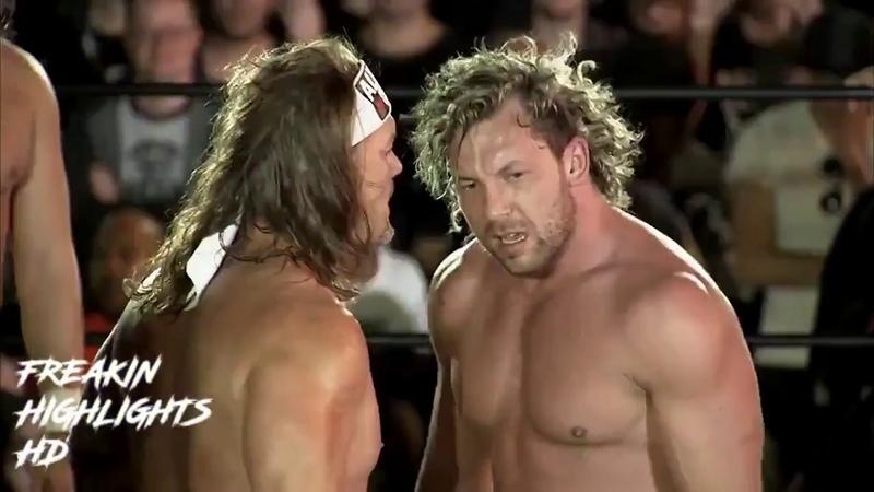 Alpha Club vs. Bullet Club (The Elite) ROH Chris Jerichos Rock N Wrestling Rage at Sea