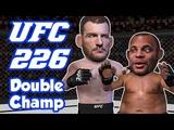 Daniel Cormier Challenges Brock Lesnar after Beating Stipe Miocic At UFC 226