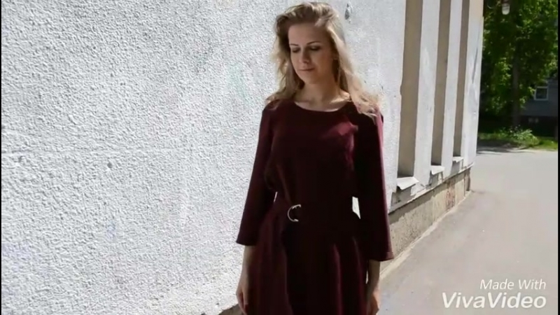 Платье Sauterelle NH