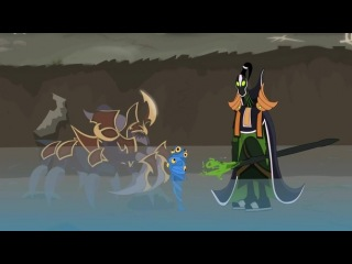 The DOTA 2 Reporter Episode 33: Ancient Methods Rubick and Nyx Modifuckrs 'adult parody' by Zone