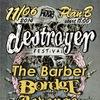 11.06 :: DESTROYER Festival :: ВХОД БЕСПЛАТНЫЙ!