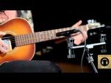 M5 Matched Pair in Spaced Pair Configuration: Запись звука акустической гитары