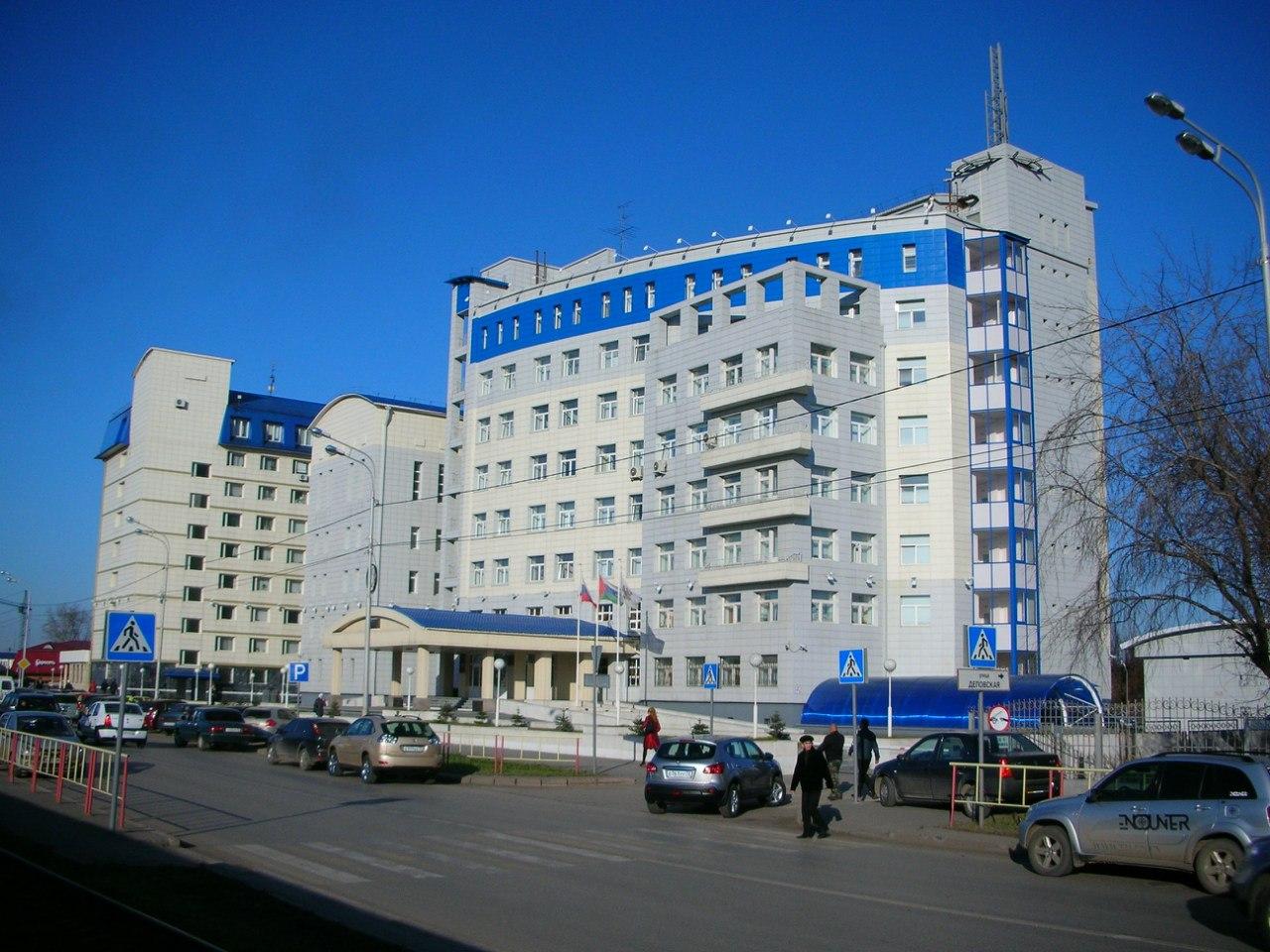 Улица Беломорская с Большого городища