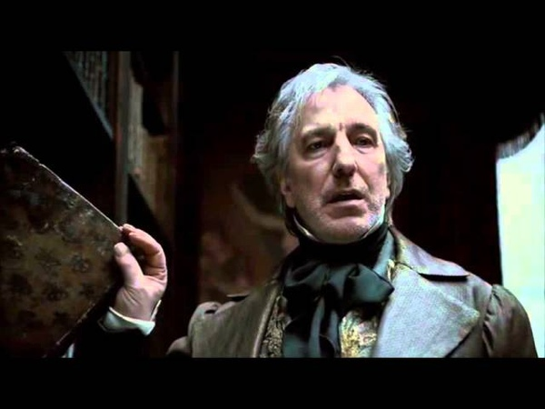 Alan Rickman you gandered
