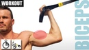 QUICK TRX BICEPS WORKOUT FOR STRENGTH AND GROWTH