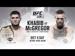 В ожидании UFC 229, Конор Макрегор VS Хабиб Нурмагомедов!!! пресс конференция rus!