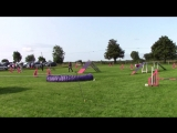 Kirsty Lewis - Fab day competing with Magnus at KC with...