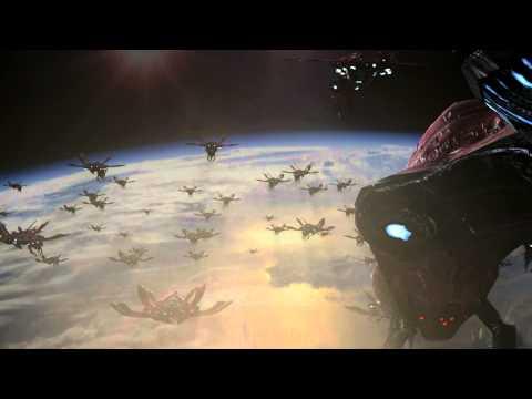 Вступительный ролик игры Serious Sam 3 BFE