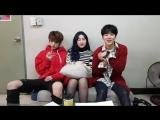 30.01.2018 Kevin Woo, Jimin Park, Jae @ After School Club