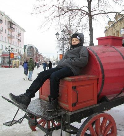 Станислав Андреев, 4 января , Курган, id108182643