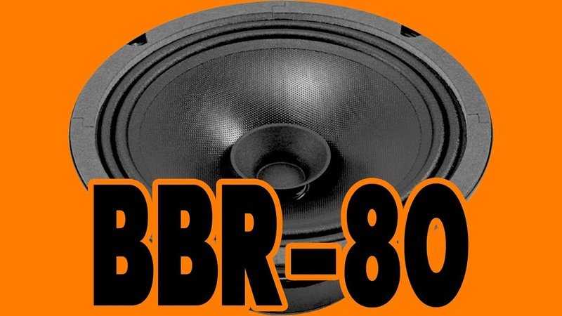 Широкополосные динамики Avatar BBR 80, обзор, прослушивание с рупорным твитером, отзыв о звучании