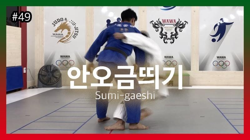 Cho | Sumi-gaeshi
