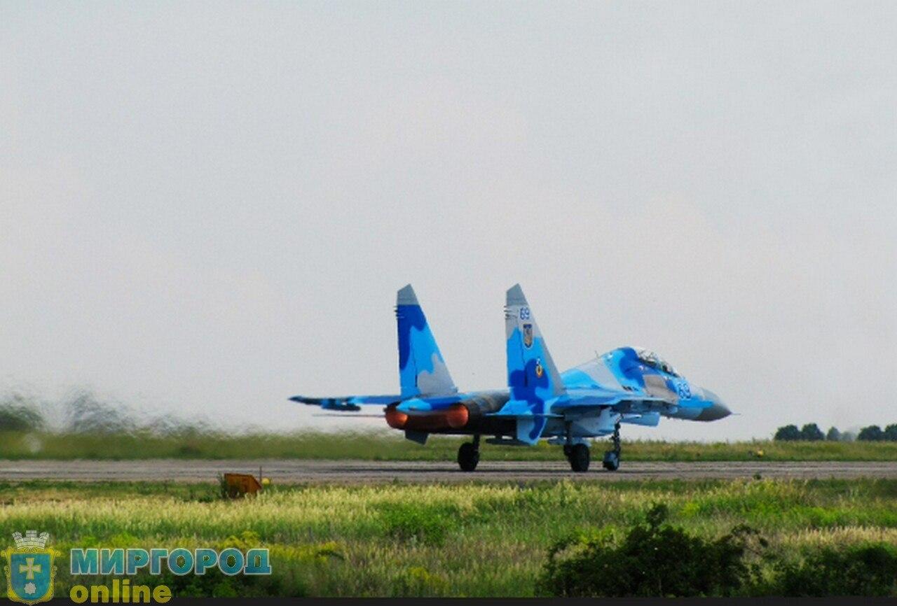 Поповнення в Миргородському авіапарку